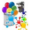 Оборудование и краска для печати на шарах