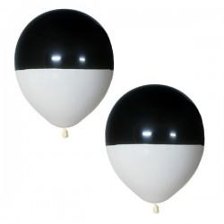 """М 12""""/30см ШКГ Bicolor BLACK & WHITE"""